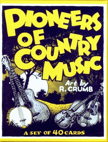 Pioneers of Country Music Boxed Trading Card Set by for sale  Delivered anywhere in USA