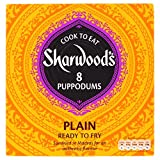 Sharwood Plain Puppodums 94g