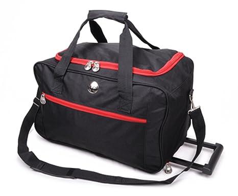 f31f7f238b09 Lightweight Luggage Overnight Cabin Bag On Wheels Easyjet BA ...