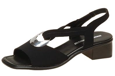 Remonte Nero Sandale NoirCouleur schwarz Pour R5953 01 Femme drWEQCxoeB