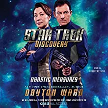 Star Trek: Discovery: Drastic Measures Audiobook by Dayton Ward Narrated by Robert Petkoff
