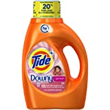 Tide + Downy Detergent April Fresh - 24 Loads (46 FL OZ)