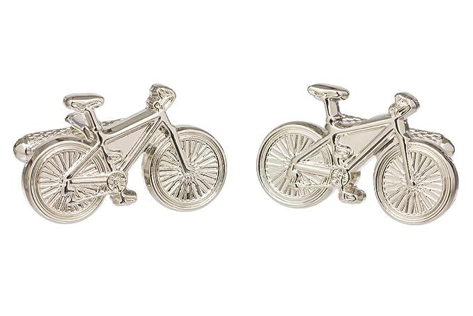 Onyx Art mancuerna par - Ciclismo bicicleta en caja de regalo ...