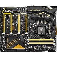 ASRock LGA 1151 Intel Z170 HDMI SATA 6Gb/s Motherboard