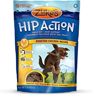 product image for Zuke's Hip Action Morsels Chicken/16 oz.