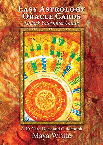 Read Online Easy Astrology Oracle Cards: Unlock Your Inner Guide pdf epub