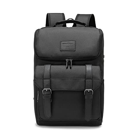 78f89cb574a6 Travel Laptop Backpack,Business Slim Durable Laptops Backpack,College  School Stylish Computer Bag for