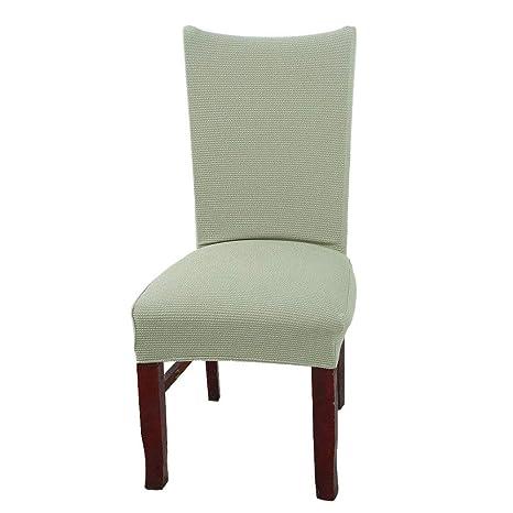 LiféUP Fundas para sillas Comedor,Muy cómodo fácil de Limpiar ...