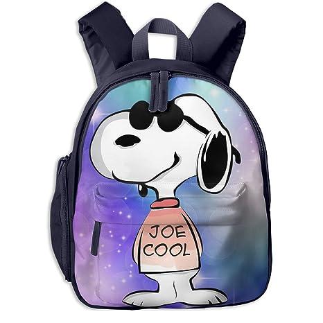 CCVVG1 Snoopy Print - Bolsa para Libros para niños: Amazon ...
