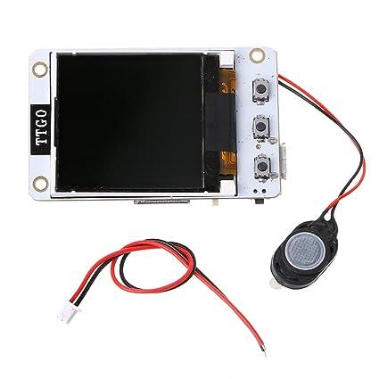 Amazon com: FUXU TS V1 0 Esp32 1 44 TFT Display MicroSD Card