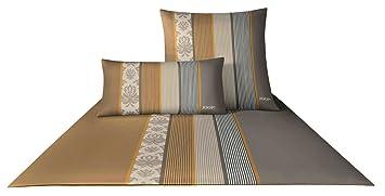 outlet store sale fresh styles good looking Joop! Bettwäsche Ornament Stripes 4022 80x80 cm - 135x200 cm