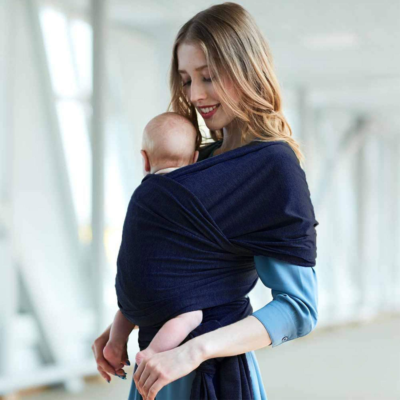 Portabebés para recién nacidos Bebés Niños Pequeños Ligeros Arnés ...