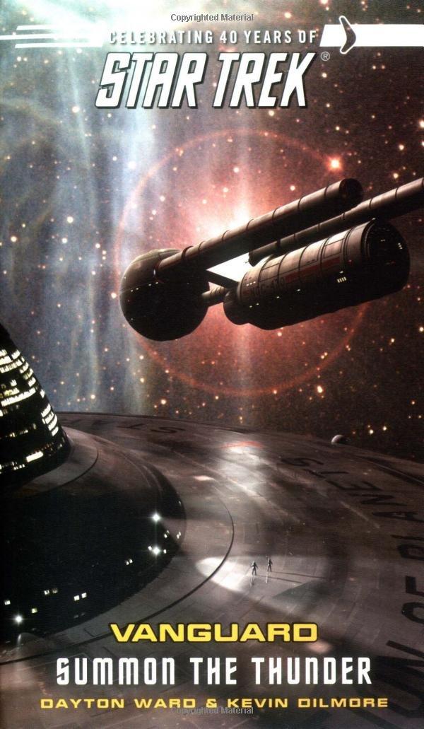 Download Star Trek: Vanguard #2: Summon the Thunder pdf