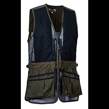 Swedteam Clay M Shooting Vest: Amazon co uk: Sports & Outdoors