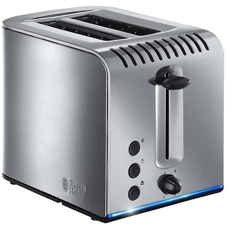 Russell Hobbs Grille-Pain 2 fentes Buckingham - brunissage rapide ...