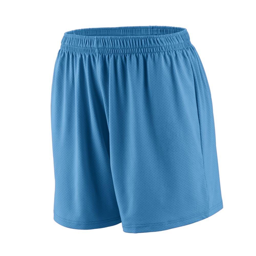TALLA L. Augusta Sportswear 1292 Inferno - Pantalón Corto para Mujer