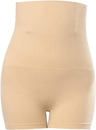 مشد الملابس الداخلية بخصر مرتفع للتحكم في ارتفاع الخصر، ملابس داخلية للورك مع ممرن للخصر ولنحت الخصر