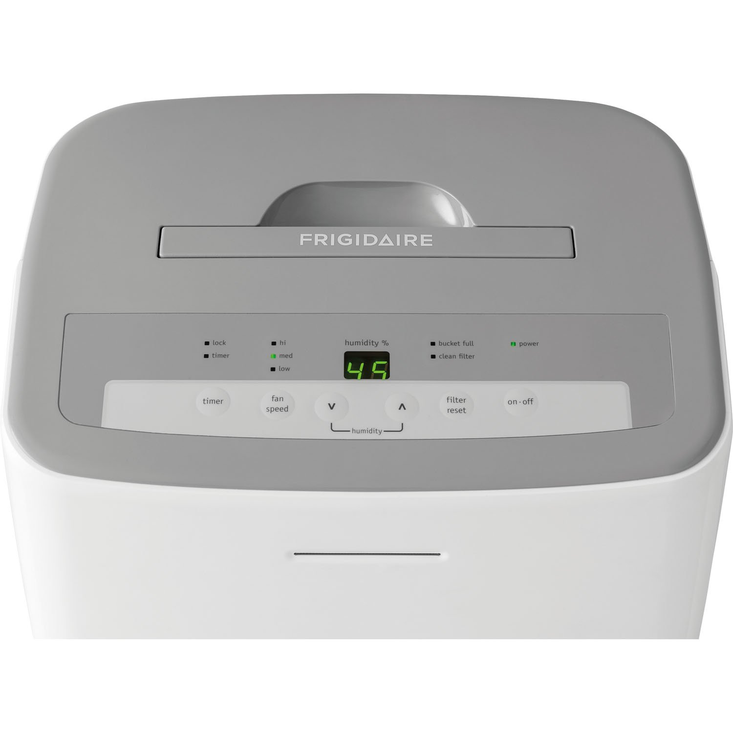 70-Pint Dehumidifier with Effortless Humidity Control, White by Frigidaire (Image #10)