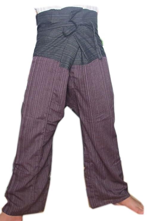 SUWARENE Zenza Fashion Tamaño Libre 2 Tono algodón Rayas ...