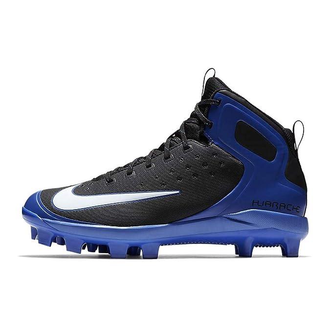 factory authentic 22a84 77b6e Amazon.com   Nike Men s Alpha Huarache Pro Mid Baseball Cleats   Baseball    Softball