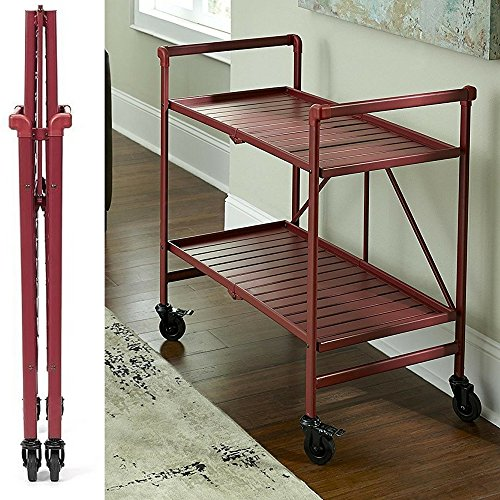 Wine Liquor Cart Buffet Serving Trolley Modern Drink Beverage Outside Cart With Wheels Bistro Metal Bar Cart For Kitchen Indoor Outdoor Folding Storage Garden Patio Dinner Party And eBook By NAKSHOP Folding Liquor Cabinets