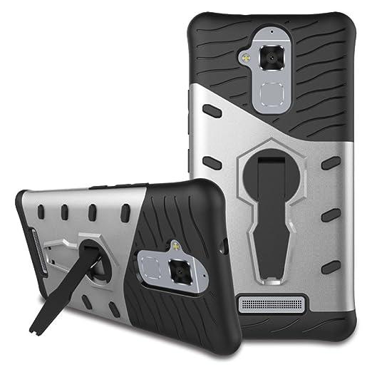 12 opinioni per Custodia Asus Zenfone 3 Max ZC520TL Case, VIFLYKOO HEAVY DUTY Custodia