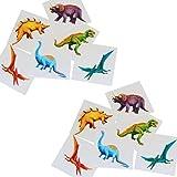 Fun Express Cool Dinosaur Tattoos (12 Dozen) A