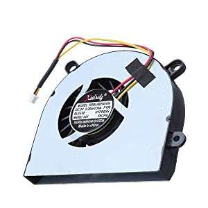 Laptop Computer PC Radiator for MSI GP60 2PE GP60 2PL GP60 2PF GP60 2QE GP60 2QF Heatsink CPU Sleeve-Bearing Blower Cooling Fan