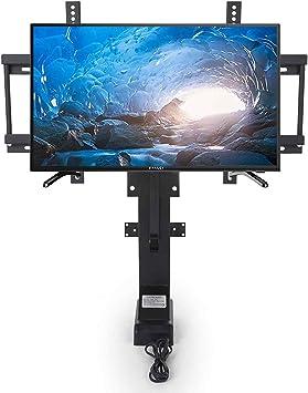 Happybuy - Elevador de TV motorizado para televisores de 1000 mm ...