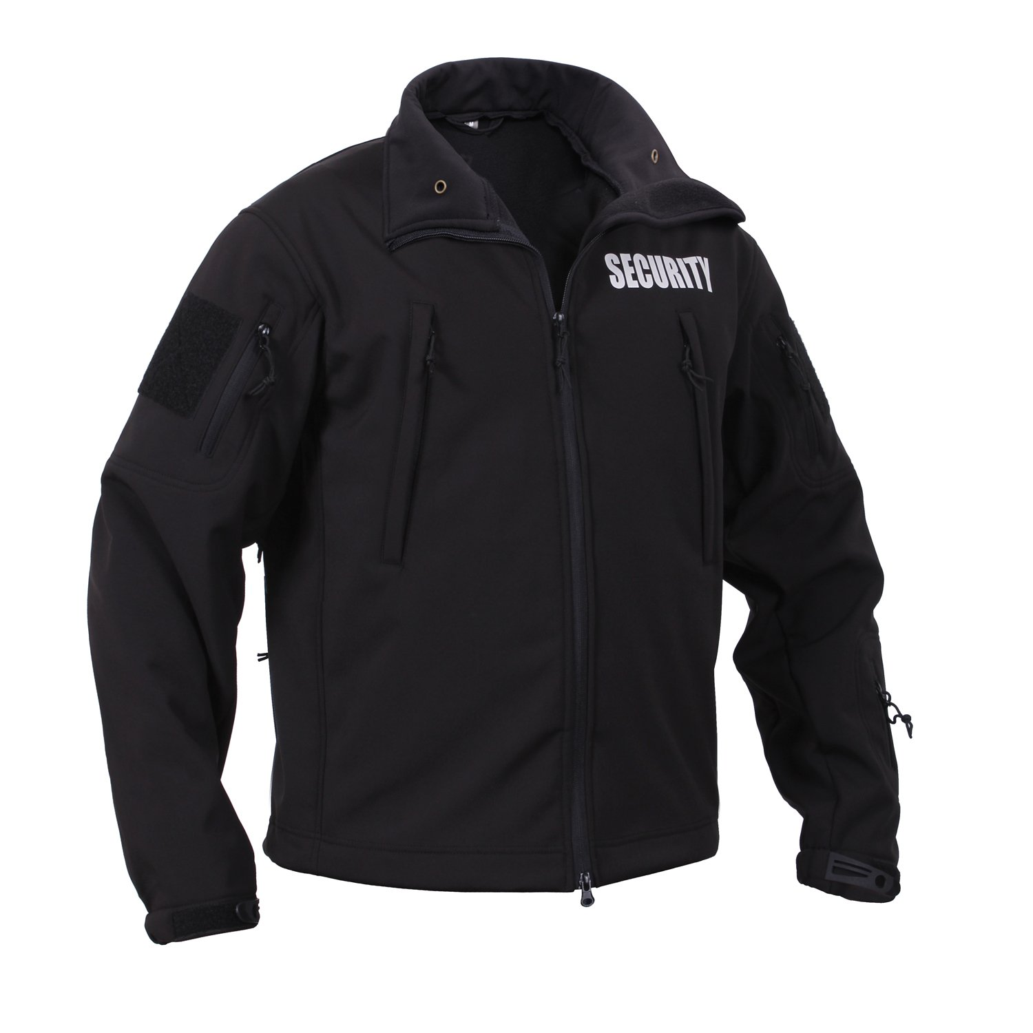 Rothco Special Ops Softshell Security Jacket, Large by Rothco