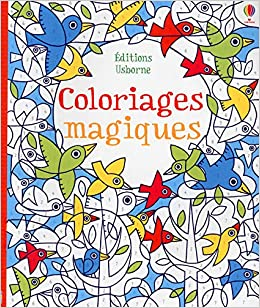 Coloriages Magiques Amazon Fr Fiona Watt Erica Harrison