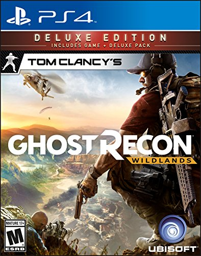 Tom Clancy's Ghost Recon Wildlands Deluxe Edition - Pre-load - PS4 [Digital Code]