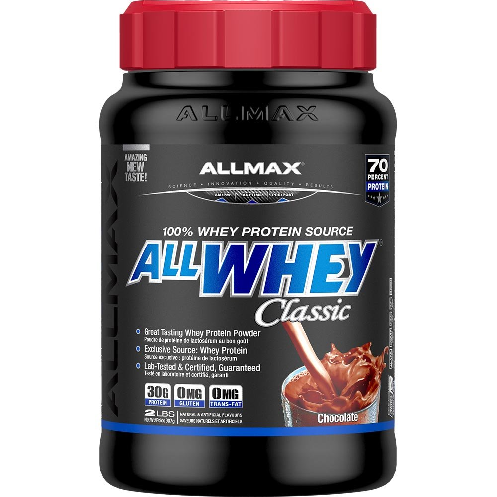All Max Isoflex Isolate Chocolate Peanut Butter 2 lb Protein: Amazon ...