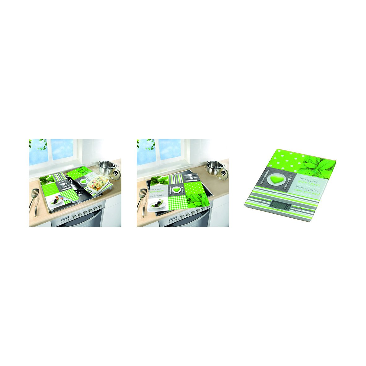 Amazon.com: Wenko Motif de encimera Menú para Glass Ceramic ...