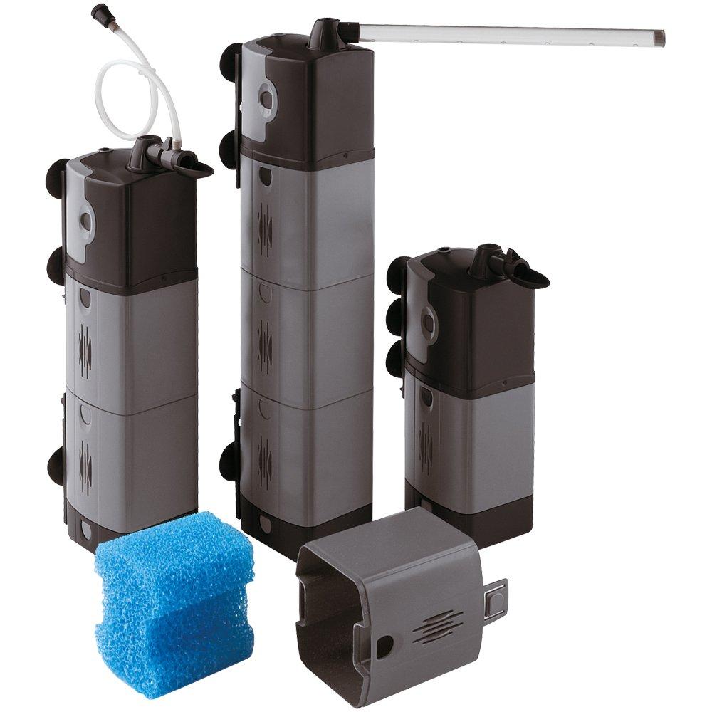 Pumpenleistung 1200 L//h Ferplast 66222021 Innenfilter BLUMODULAR 3 f/ür Aquarien
