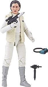"Star Wars E1213 The Black Series 6"" Princess Leia Organa (Hoth) Figure"