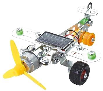 Y Juegos Con Motor Tronico Avion SolarAmazon esJuguetes lJFTK1c3