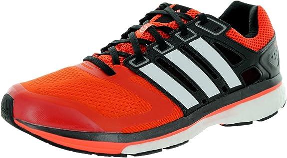 Adidas Supernova Glide Boost 6 - Zapatillas de Running para Hombre, Color Rojo, Talla 44: Amazon.es: Zapatos y complementos