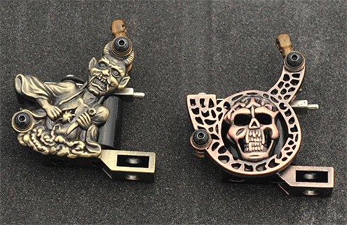 6 Gun Tattoo Machine Kit Tattoo Gun Kit By JRFOTO S-T06 Tattoo...