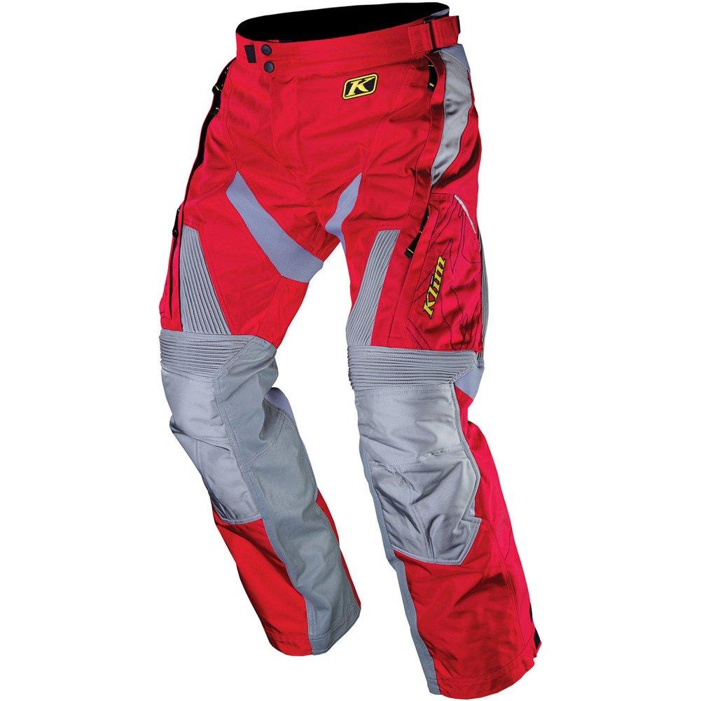 Klim 3142-002-036-100 Dakar Pant 36 Red