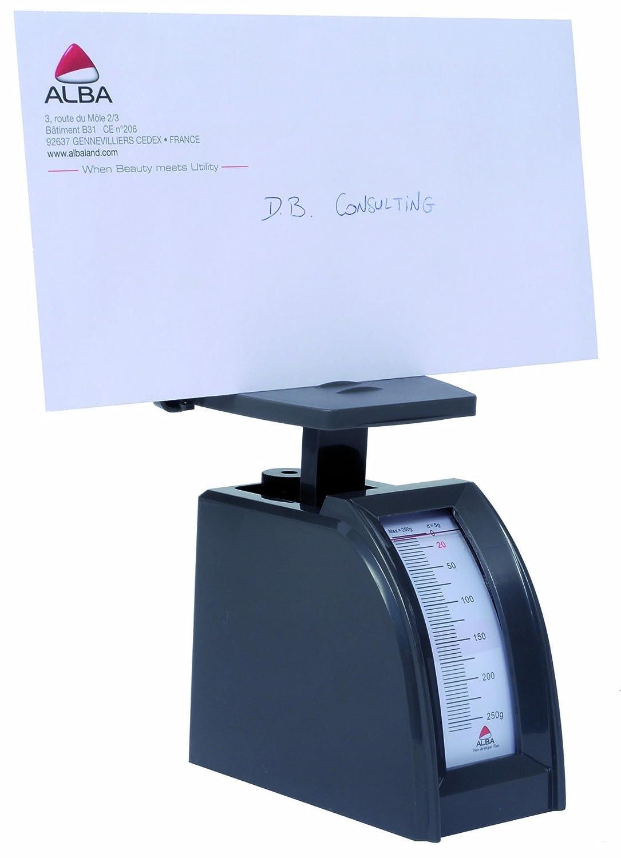 Alba PRE250NG - Báscula postal (5 gr, capacidad hasta 250 gr ...