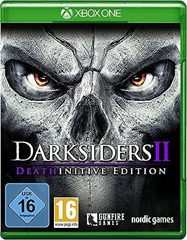 Nordic Games Darksiders 2 Deathinitive Edition Xbox One Básica + ...