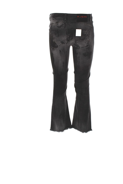PINKO JEAN Jeans Donna 29 Blu 1j1078 Y3zg Christie Autunno Inverno 2017//18