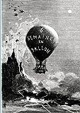 Fünf Wochen Im Ballon, Jules Verne and Jules Verne, 3861958082