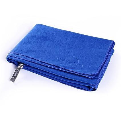 NatureHike Toalla ultraligera toalla de natación toalla Toalla de secado rápido Toalla al aire libre (