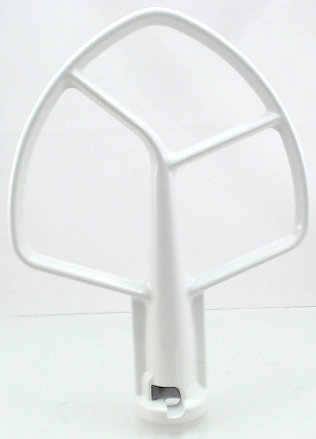 Stand Mixer 5 QT Coated Flat Beater for KitchenAid, PS983355, K5AB, SAW10807813