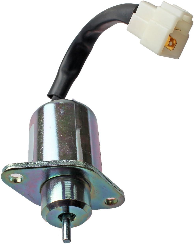 Mover Parts Fuel Solenoid 12V 16616-60010 17454-60010 17594-60014 ...