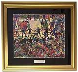 Leroy Neiman Framed Muhammad Ali 20x22 Boxing Print