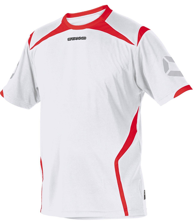 Stanno Torino Trikot KA, Größe:140, Farbe:White-Red
