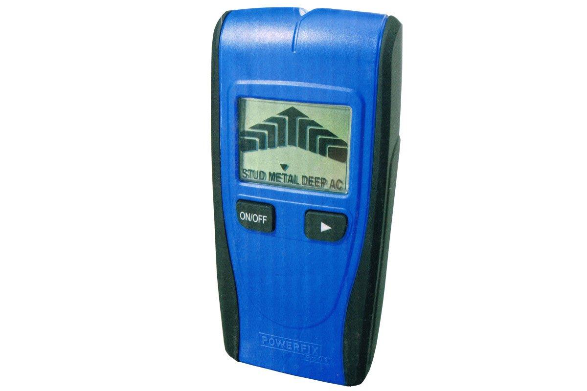 Profi Powerfix multifunción 4-in-1 detector de madera y metal eléctrico de gran pantalla: Amazon.es: Industria, empresas y ciencia